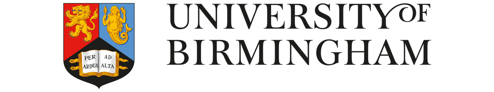 The University of Birmingham logo